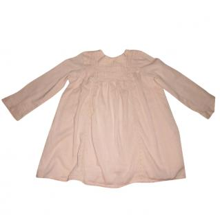 Bonpoint Girls Pink Dress