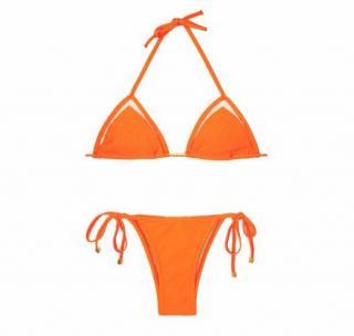 Irwin & Jordan Orange Bikini