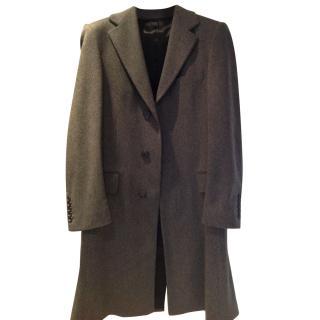 Gucci Men's Coat 100% Wool