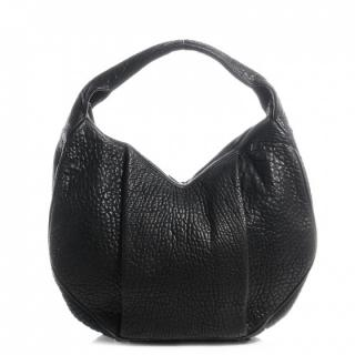 Alexander Wang Morgan Hobo Pebbled leather Bag