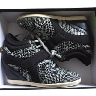 Ash Monochrome Trainers