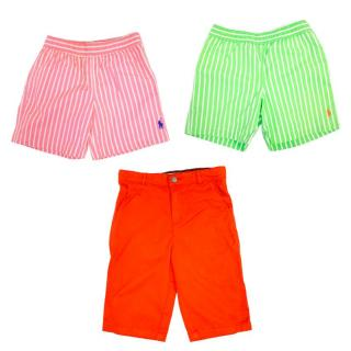Polo Ralph Lauren and Stella McCartney Kids Shorts