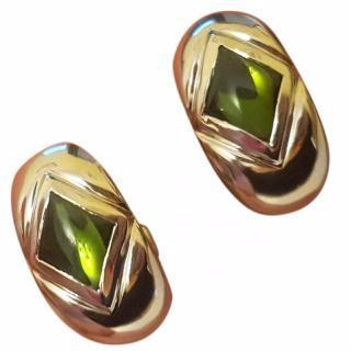 Montblanc Princess & The Pea Earrings 18ct Gold