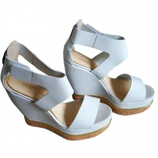 Paloma Barcello wedge sandals