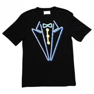 Maison Margiela Neon Graphic T-Shirt