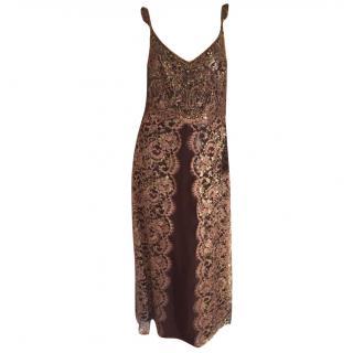 Escada Couture evening gown