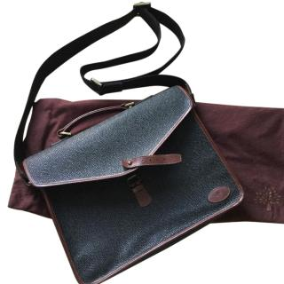 Mulberry Laptop Document Briefcase with Strap and Dustbag