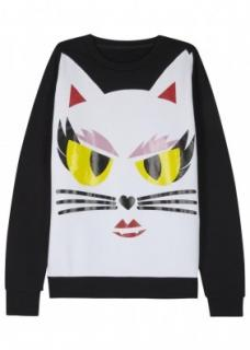 Karl Lagerfeld Choupette Cat Sweatshirt