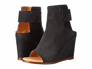 MM6 Maison Martin Margiela open toe wedge sandals