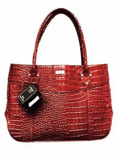 Osprey London Brown Leather Handbag