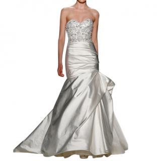 Kenneth Pool Emilia bridal dress