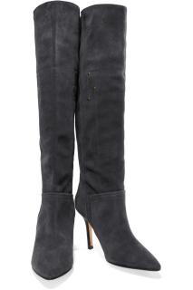 Jerome Dreyfuss Suede Knee Boots
