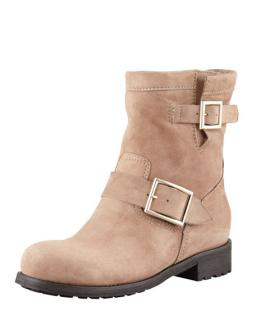 Jimmy Choo Youth Biker boots