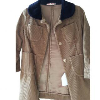 Marni Girl's coat