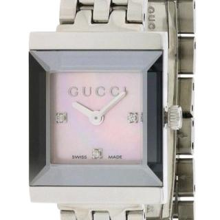 Gucci Ladies' Mother Of Pearl/Stainless Steel  Watch