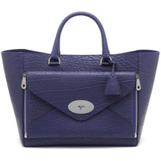 Mulberry Willow Tote in Indigo