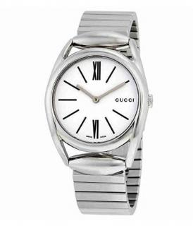 Gucci Women's Horsebit stainless steel watch