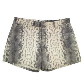 Gucci Watersnake Shorts