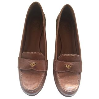Tory Burch Penny loafers