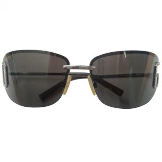 D&G Crystal Sunglasses