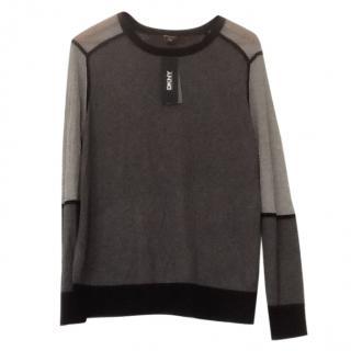 DKNY Silk Cashmere Jumper