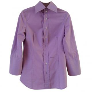 DSQUARED2 cotton shirt pink