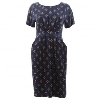 3.1 Phillip Lim Silk Printed Dress