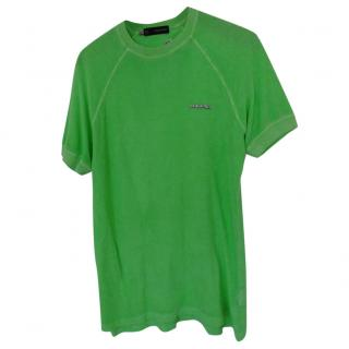 DSquared Lime T-shirt Top