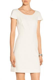 Diane Von Furstenberg 'Monica' Pleated Stretch-Crepe Dress