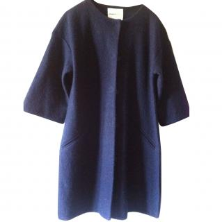 Clements Ribeiro spring wool coat