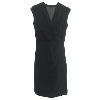 Paul Smith Black Silk Dress