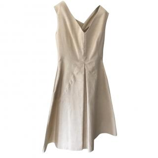 D&G Cut Out V Neck Dress