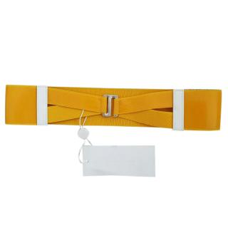 Maison Martin Margiela Yellow Belt