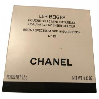 Chanel Les Beige Powder