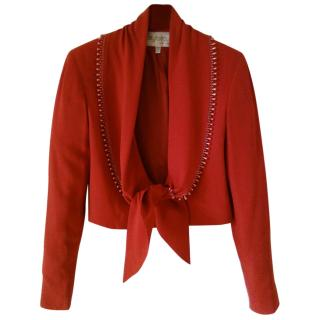 Byblos Red Jacket