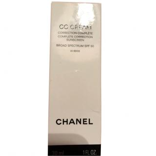 Chanel CC cream 20beige