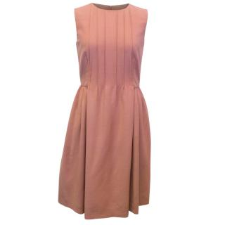 Red Valentino Pink A-line Dress