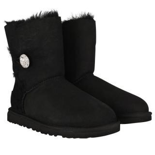 UGG Bailey Diamante Button Boots