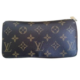 Louis Vuitton Monogram Zippy Wallet Retiro