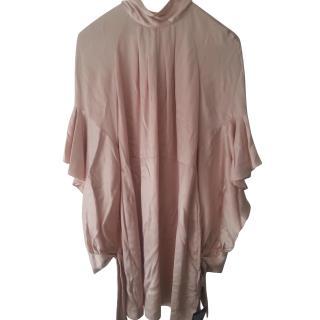 Vanessa Bruno Vintage Style Blush Dress