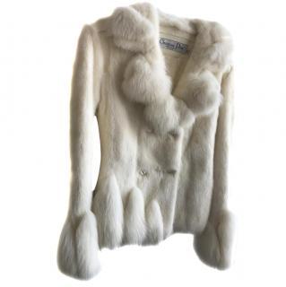 Christian Dior Mink Fur Jacket