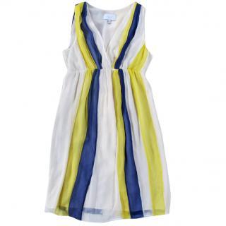 Adam Lippes Silk Mini Dress