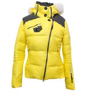 JC de Castelbajac Yellow Ski Set