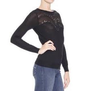 Emilio Pucci black sweater