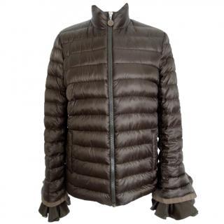Moncler khaki jacket