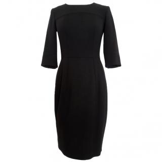 YSL black dress