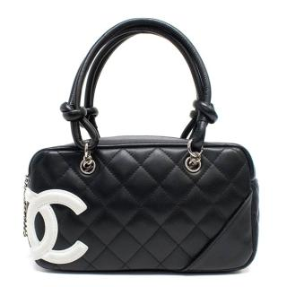 Chanel Small Black Cambon Bag